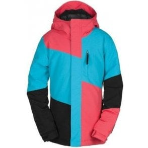 Myrtle Snowboard Jacket - Tango