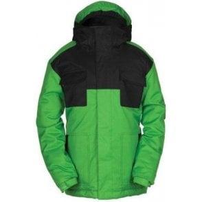 Patrol Snowboard Jacket - Gator
