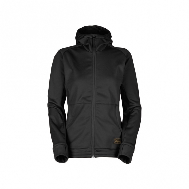 Bonfire Tundra Ladies Tech Fleece - Black
