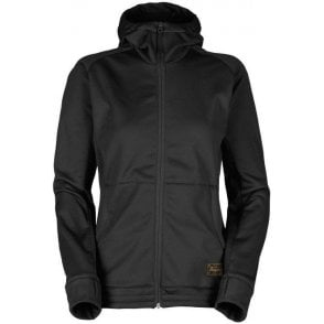 Tundra Ladies Tech Fleece - Black