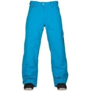 Wallace Snowboard Pant - Blue Streak