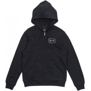 Grade Hooded Sweater Black