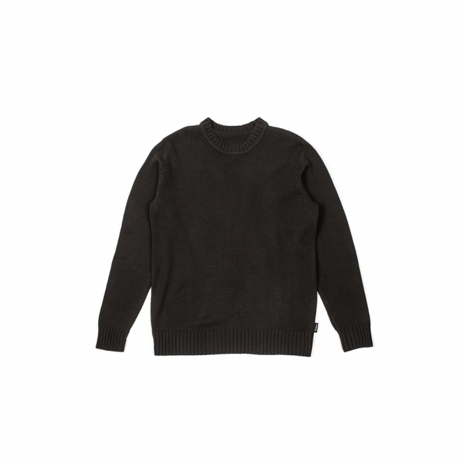 Brixton Gully Sweater Black