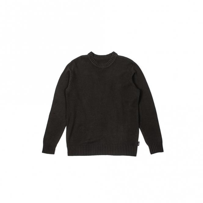 Brixton Gully Sweater Black