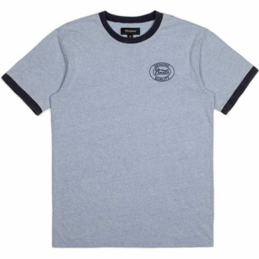 Brixton Merced Short Sleeve Top