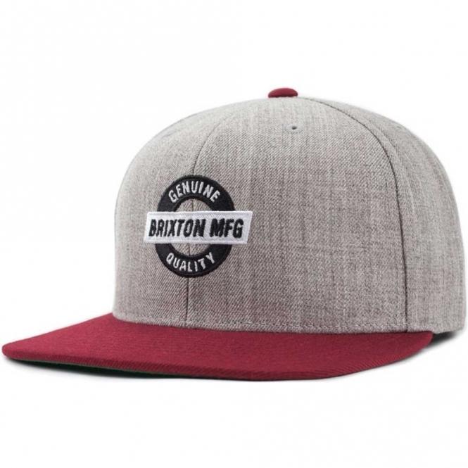 Brixton Newell Snapback Cap
