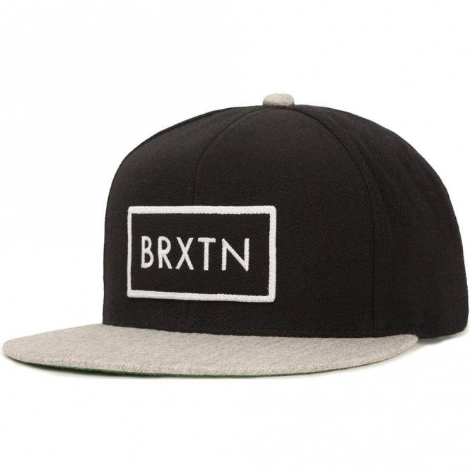 Brixton Rift Snapback Cap