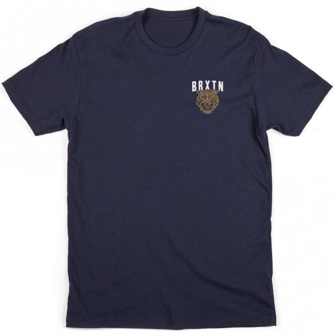 Brixton Ronan Short Sleeve Premium T Shirt