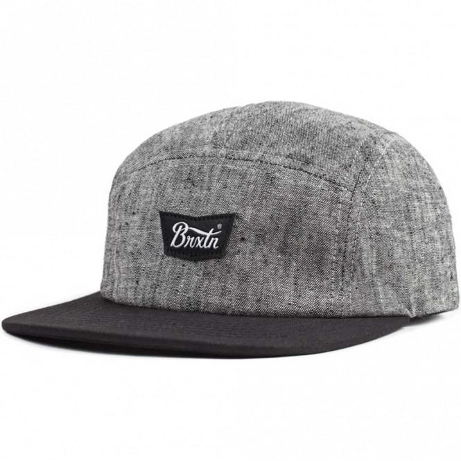 Brixton Stith Five Panel Cap