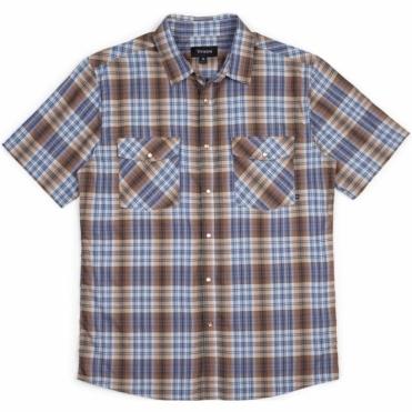 Brixton Wayne Woven Shirt