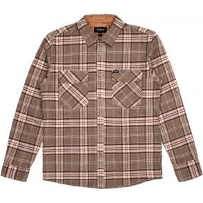 Brixton Weldon Flannel Shirt
