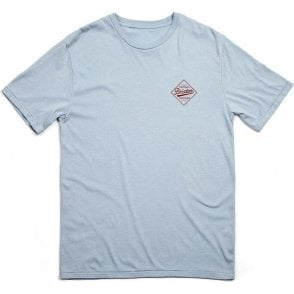 Wesson Tee Heather Grey