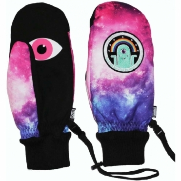 Bro! Space Cadet Snowboard Mitts