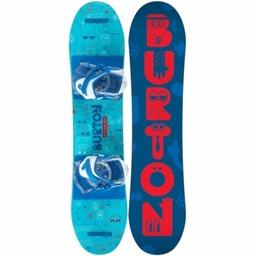 Burton After School Special Snowboard Package 90