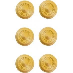 Burton Aluminium Stud Mats Gold