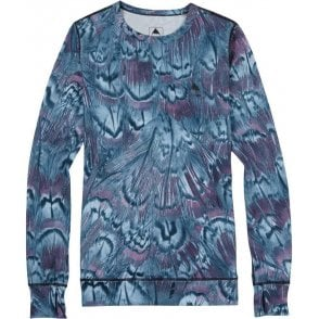Burton Base Layer Midweight Crew - Feathers