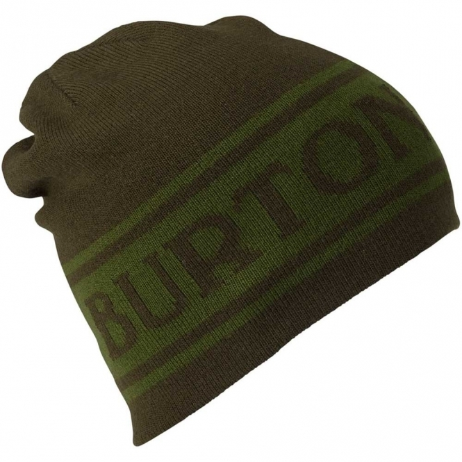 Burton Billboard Beanie Reversible Rifle Green / Kelp