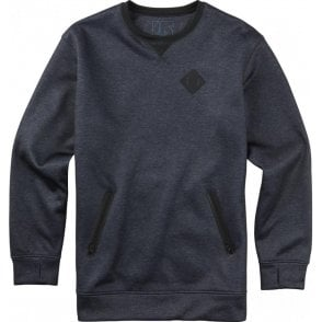 Bonded Crew -  True Black Heather