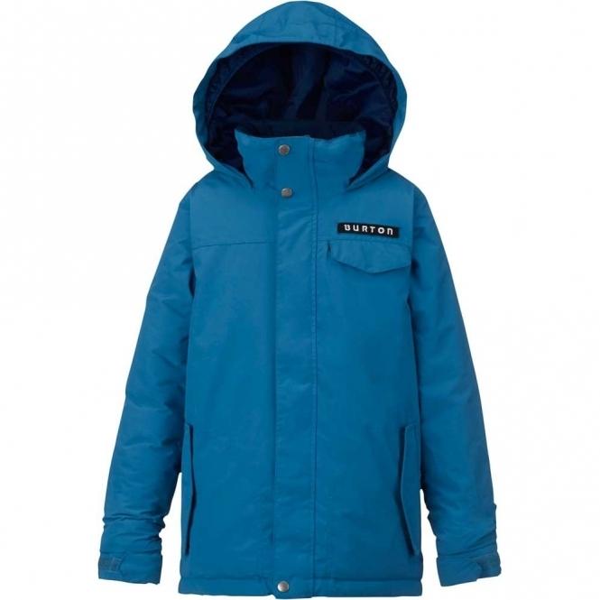 Burton Boys Amped Jacket - Glacier Blue