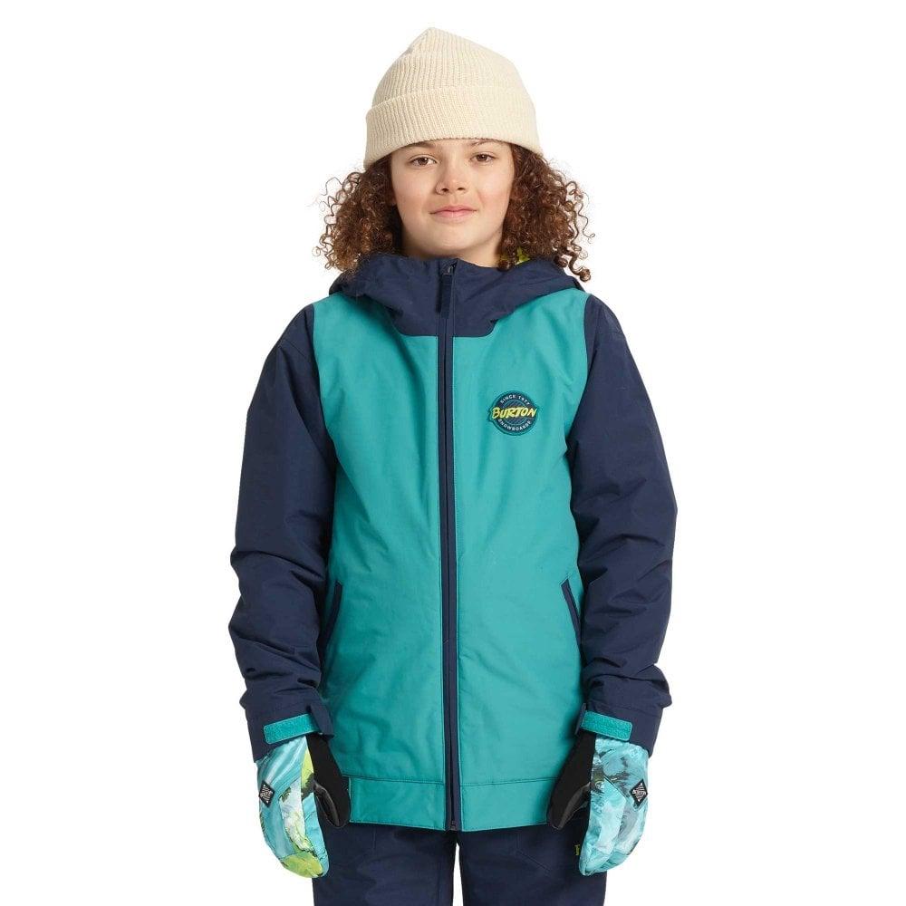 kenkäkauppa Yhdysvaltain halpa myynti puoleen hintaan Burton Boys Game Day Jacket
