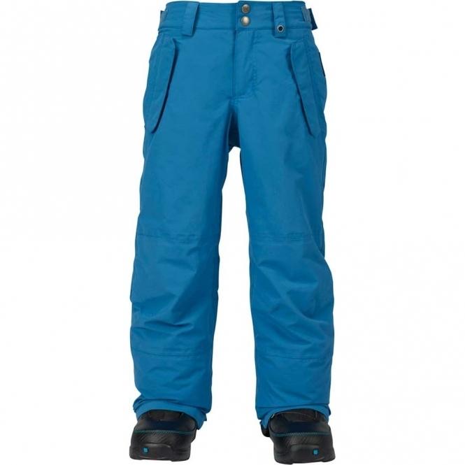 Burton Boys Parkway Snowboard Pant - Glacier Blue