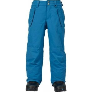 Boys Parkway Snowboard Pant - Glacier Blue
