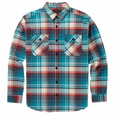 Burton Brighton Flannel Shirt - Tahoe Stump Plaid