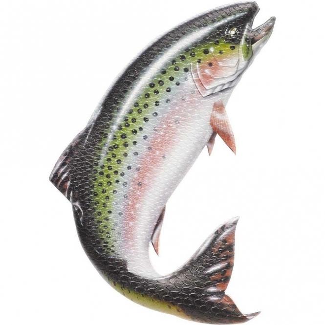 Burton Brushie Fish Foam Mat
