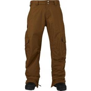 Cargo Snowboard Pants - Beaver Tail