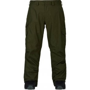 Cargo Snowboard Pants - Forest Night