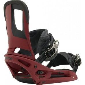 Cartel EST Snowboard Bindings - Brickyard