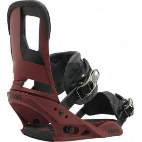 Cartel Snowboard Bindings - Brickyard