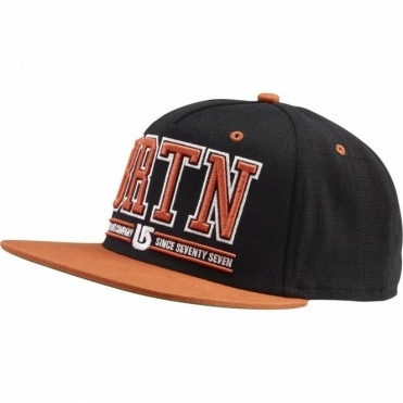 Champion Snap Back Hat - True Black