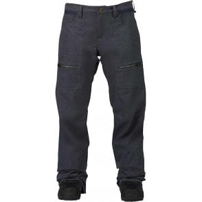 Chance Snowboard Pants - Denim