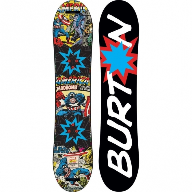 Burton Chopper Ltd Marvel Snowboard 110