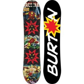Chopper Ltd Marvel Snowboard 115