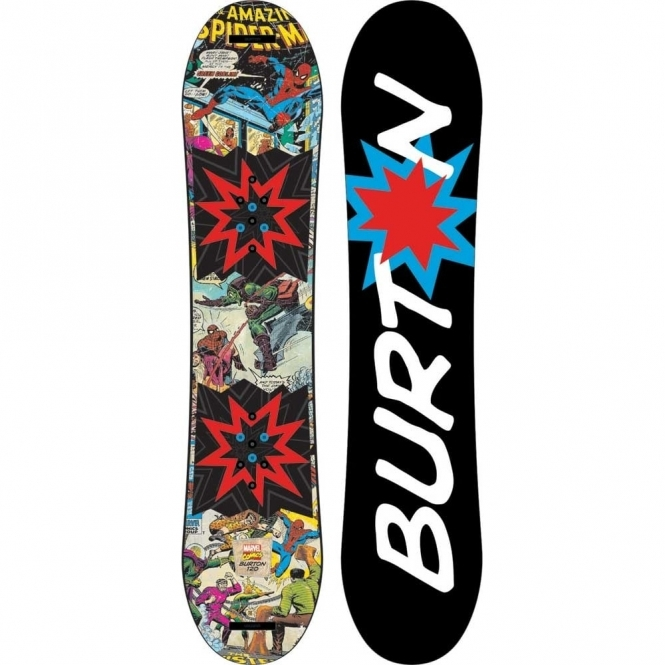 Burton Chopper Ltd Marvel Snowboard 120