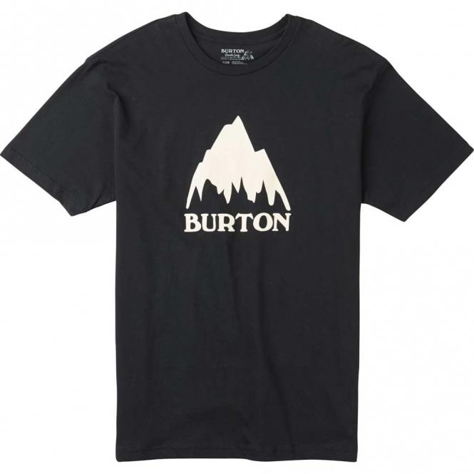 Burton Classic Mountain Tee - Black
