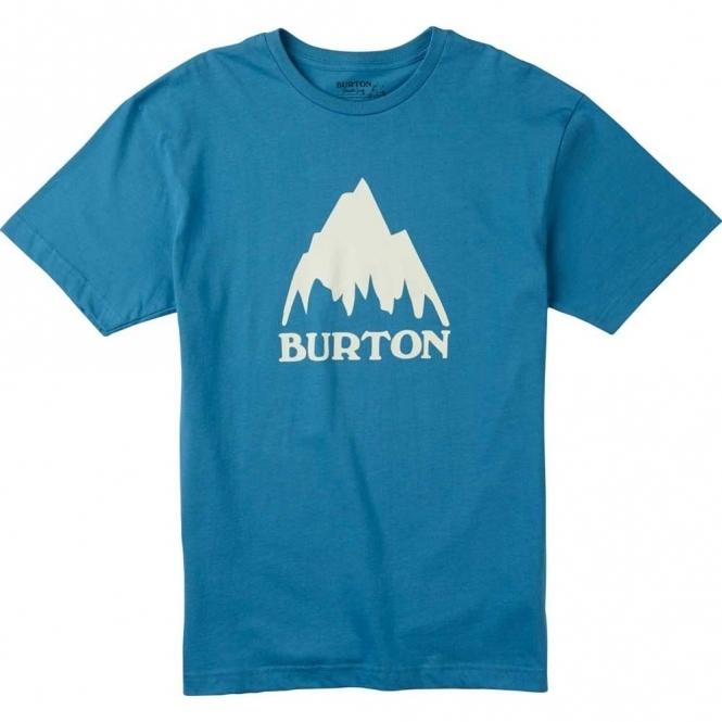 Burton Classic Mountain Tee - Celestial