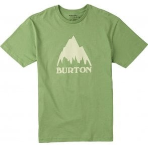 Classic Mountain Tee - Green Tea