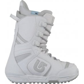 Coco Snowboard Boots - White
