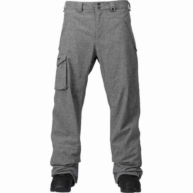 Burton Covert Snowboard Pants - Bog Heather