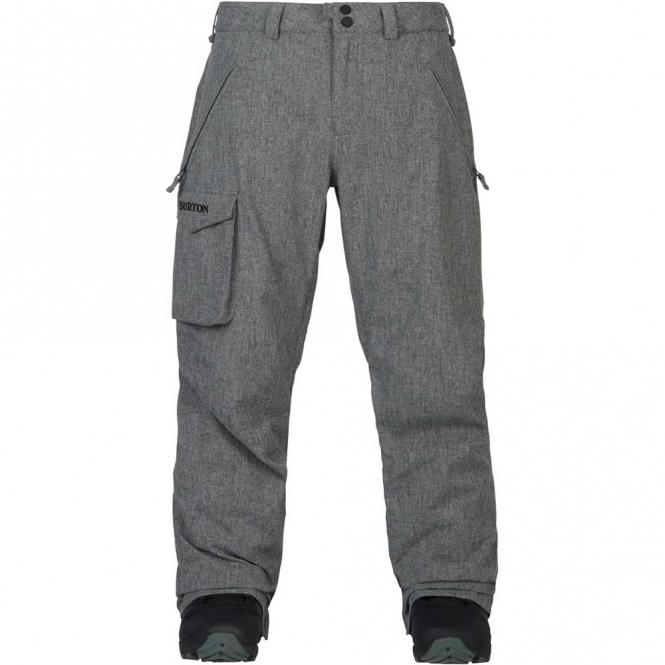 Burton Covert Snowboard Pants - Bog Heather