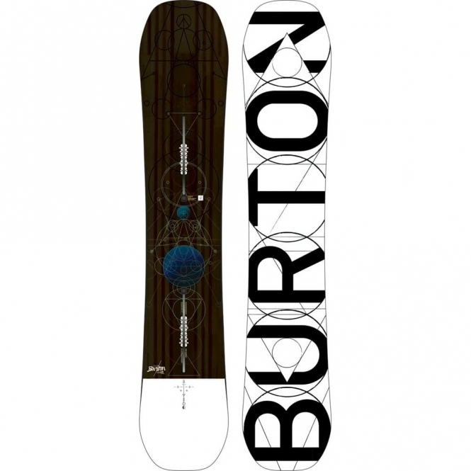 Burton Custom Flying V Snowboard 158