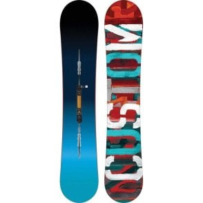 Custom Flying V Snowboard 158