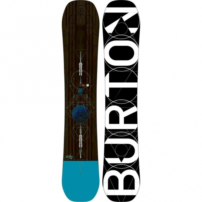 Burton Custom Flying V Snowboard 162