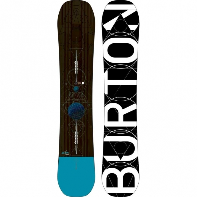 Burton Custom Flying V Wide Snowboard 162