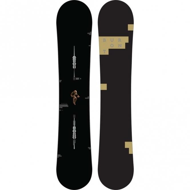 Burton Custom Mystery Snowboard 158