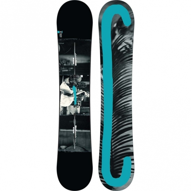 Burton Custom Twin Snowboard 154