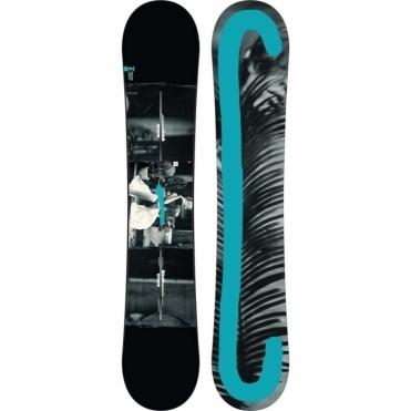 Custom Twin Snowboard 154